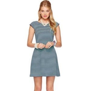 Brielle Lilly Pulitzer striped dress
